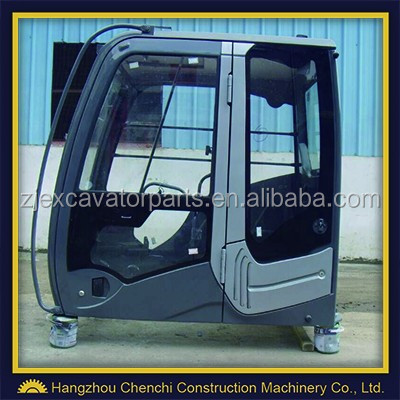 ZX225-3 cab with glass for excavator