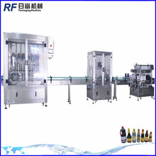 Factory price honey oil filling line