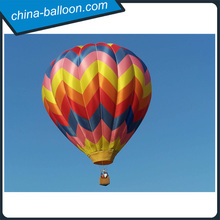 Colorful hot air balloon in good price for outdoor events