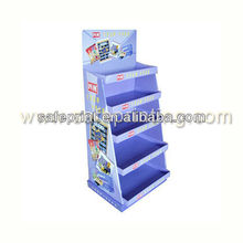 Advertising floor standing cardboard balloon display stand