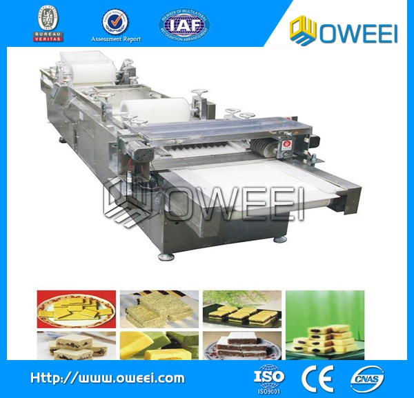 New Style Cereal Bar Cutting Machine