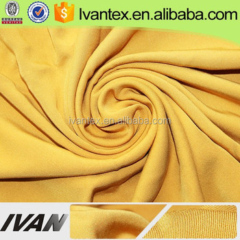 IVAN TEXTILE Super Soft Reactive Dyed Twill 100% Rayon Woven Fabric