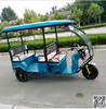 Electric Driving Type and Closed and open Body Type electric car high speed