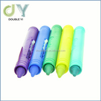 Custom Baby Bath Crayons Pack of 6 Multi Color Non-toxic bath crayon made in China manufacturer