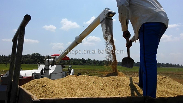 Factory Price of Rice Combine Harvester For Sale In The Philippines