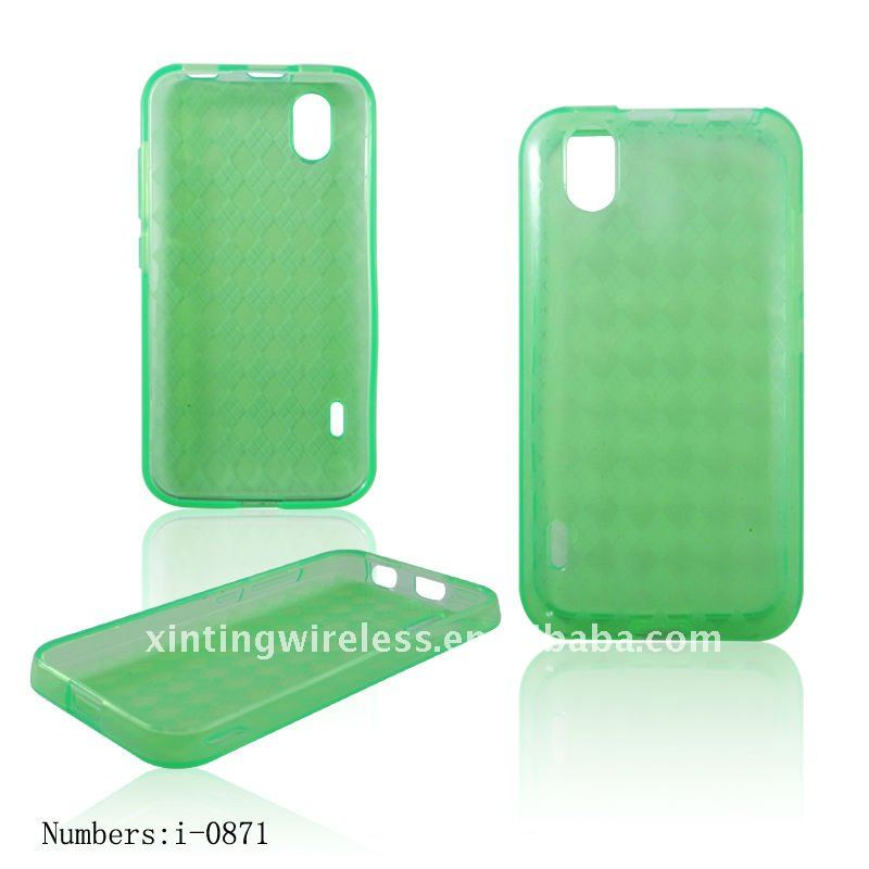 For LG LS855 Marquee TPU Gel Phone Case