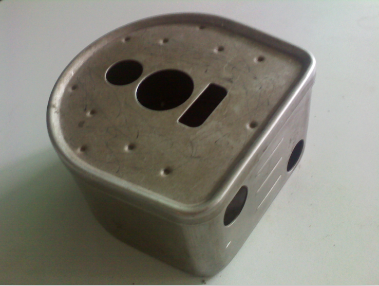 British Standard BS4662 metal junction box