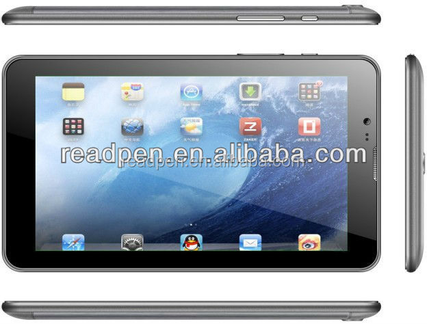 Android 4.4 7 inch Capacitive Tablet PC OEM