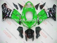 racing motorcycle fairings