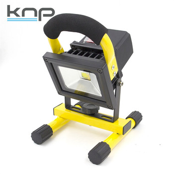 Portable Rechargeable 10W led flood light