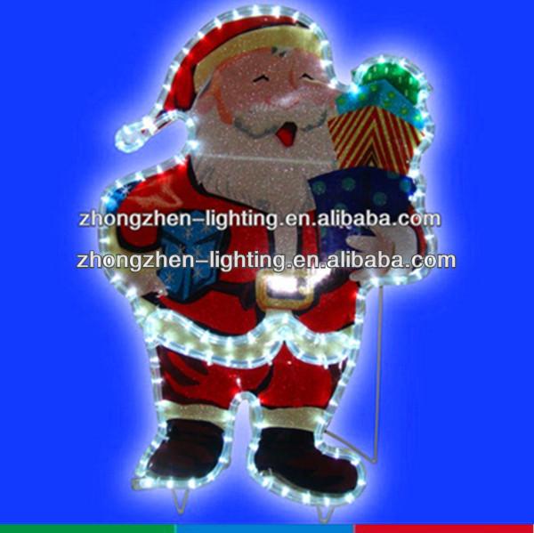 Plane decorative for christmas decoration light,LED Crystal sculpture Motif light