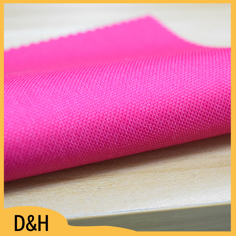 wholesale supplier waterproof nylon oxford fabric for bag tent furniture cover