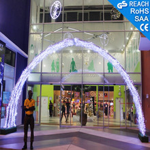 Holiday led ring design motif lighting decorations