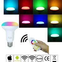 Promotion color changing Led globe BR30 R30 Light Bulbs 9W E26 E27 120V led bulb br30