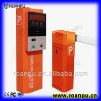 Intelligent RFID car parking solutions for parking lot manament