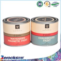 High Quality Non-Toxic water based magnetic paint