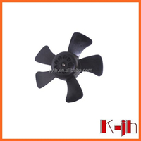 12V air cooled condenser fan with 5 blades,auto condenser fan motor long work life for car Toyota,air conditioner cooling fan
