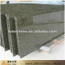 green granite dining table tops