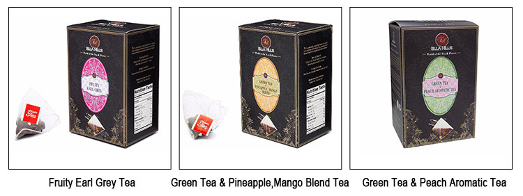 Fruity blended tea herbal infusion slimming tea for healthy