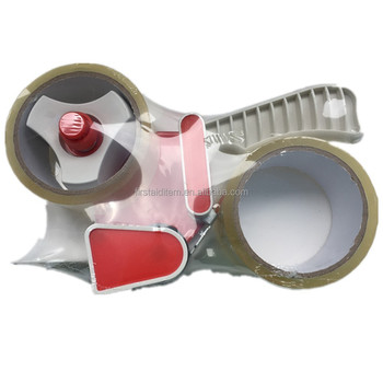 Adhesive Bopp Packing Tape with Tape Dispenser