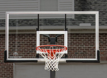 Aluminum Frame Transparent toughened glass Basketball Backboard, 8mm 10mm 12mm, custom design
