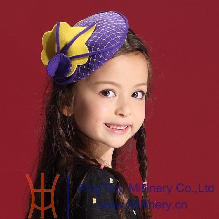 Fashion And Cute Party Hat / Winter Hat For Girls / Child