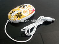Frisby Retractable Ultra Small Size Optical PC Laptop Notebook USB Mini Mouse