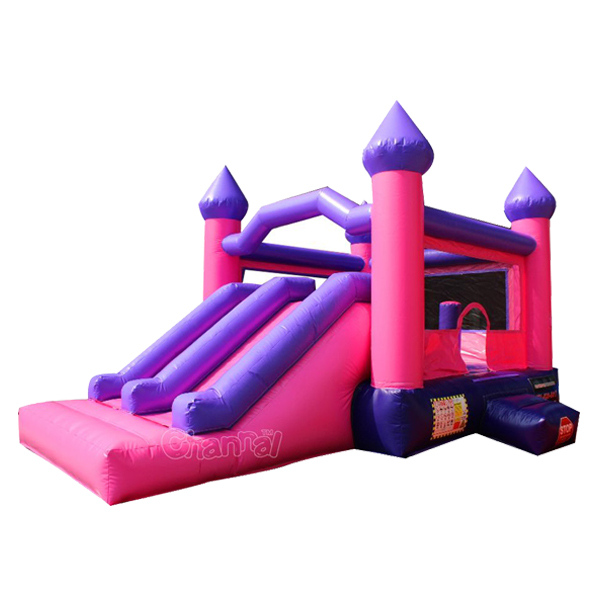 princess bouncer castle combo inflatable bouncer jumping combo