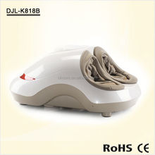 manufacturer foot and knee massage machine with Air Pressure and Kneading