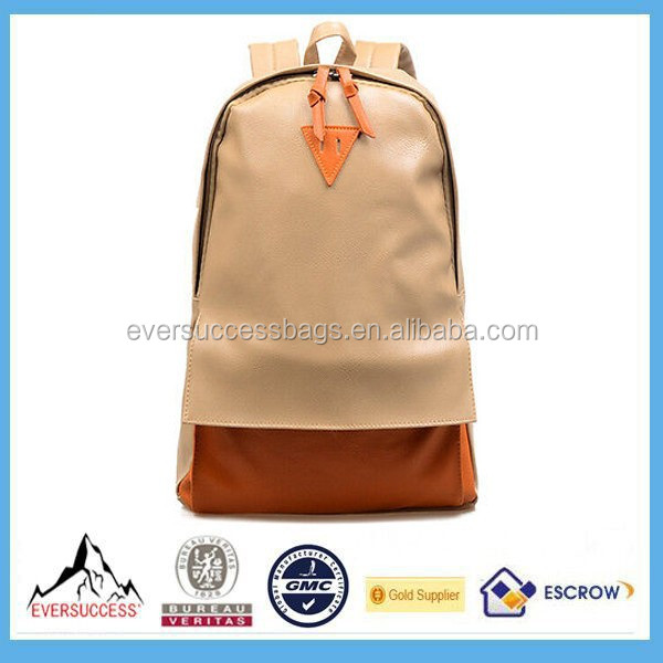 Ideal Teens PU School Bag Fashion Travel School Book Shoulder Bag