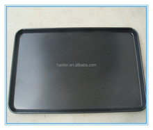 400*600mm plated aluminum baking tray / teflon coated flat baking tray