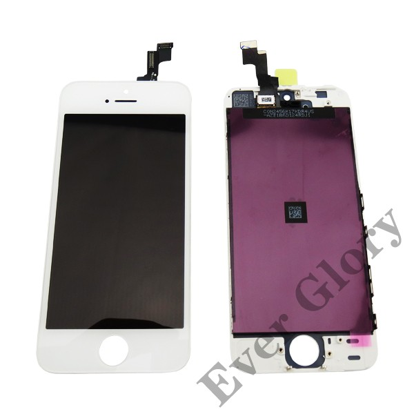 hot sale!!! mobile phone <strong>lcd</strong> for iphone 5, for iphone 5 <strong>lcd</strong> touch screen digitizer$