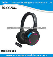 computer accessory 2.4g digital wireless headset