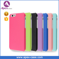 mobile phone shell pc tpu for apple iphone 6 phone case maker