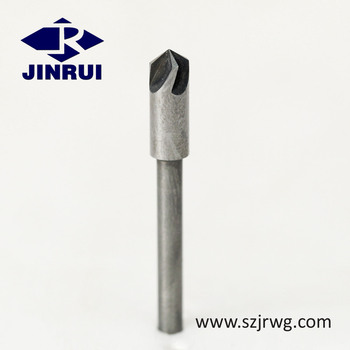JR122 3mm-9mm tungsten carbide countersink drill
