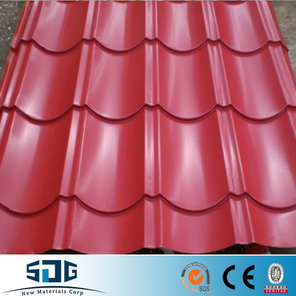 Steel Material Coated Expanded Metal Prepainted GI Steel Coil / PPGI / PPGL