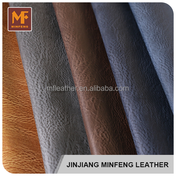 China manufacturer high quality wholesale pu coated cow split leather