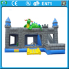 HI Kids Play Playground Bouncy Castle / Inflatable castle For Sale