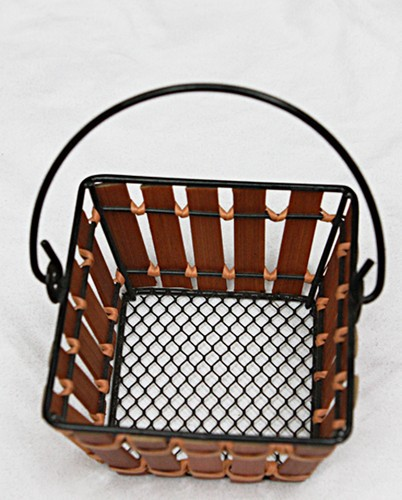 High Quality Bamboo-Square Bamboo Basket-Beautiful-Gift