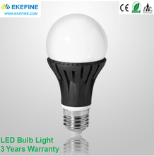 3 Years Warranty 110 volt 7W LED Light Bulbs With CE ROHS
