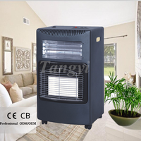 6-8 years lifetime portable gas heater electric infrared heater quartz infrared heater