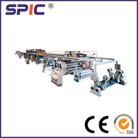 3/5 ply automatic e flute corrugated cardboard plant machinery