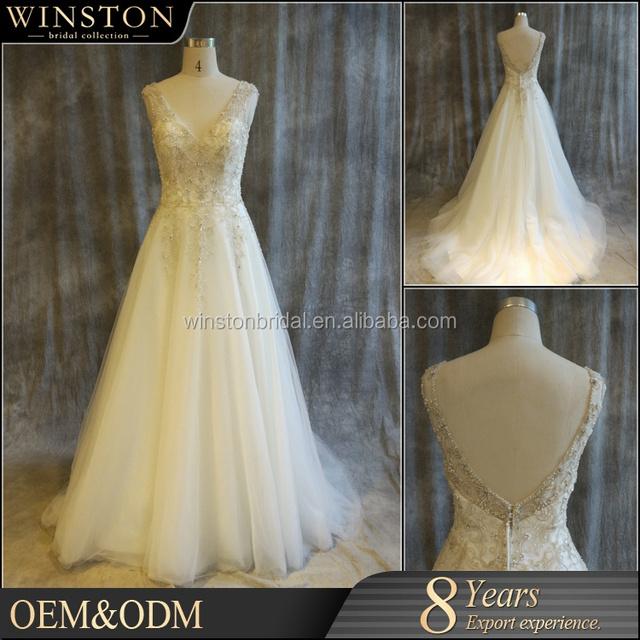 african style wedding dress_Yuanwenjun.com