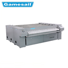Gamesail 2018 New Vision!Automatic steam laundry flatwork ironer price/industrial bedsheet ironing machine clothes for sale