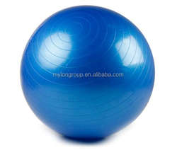 customized size daily sports different color good material yoga ball