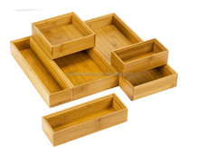bamboo small boxes