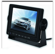 Digital panel 5 inch Tft Lcd Foldable Car Dashboard Rear View Monitor