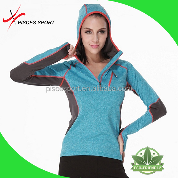 custom printed breathable winter running t shirts in bulk