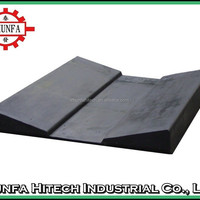 Steel Coil Rubber Anti Vibration Pad