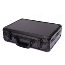 Professional Camera Hard Case Aluminum Tool Storage Box